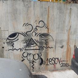 Graffiti, Tuen Tsz Wai.