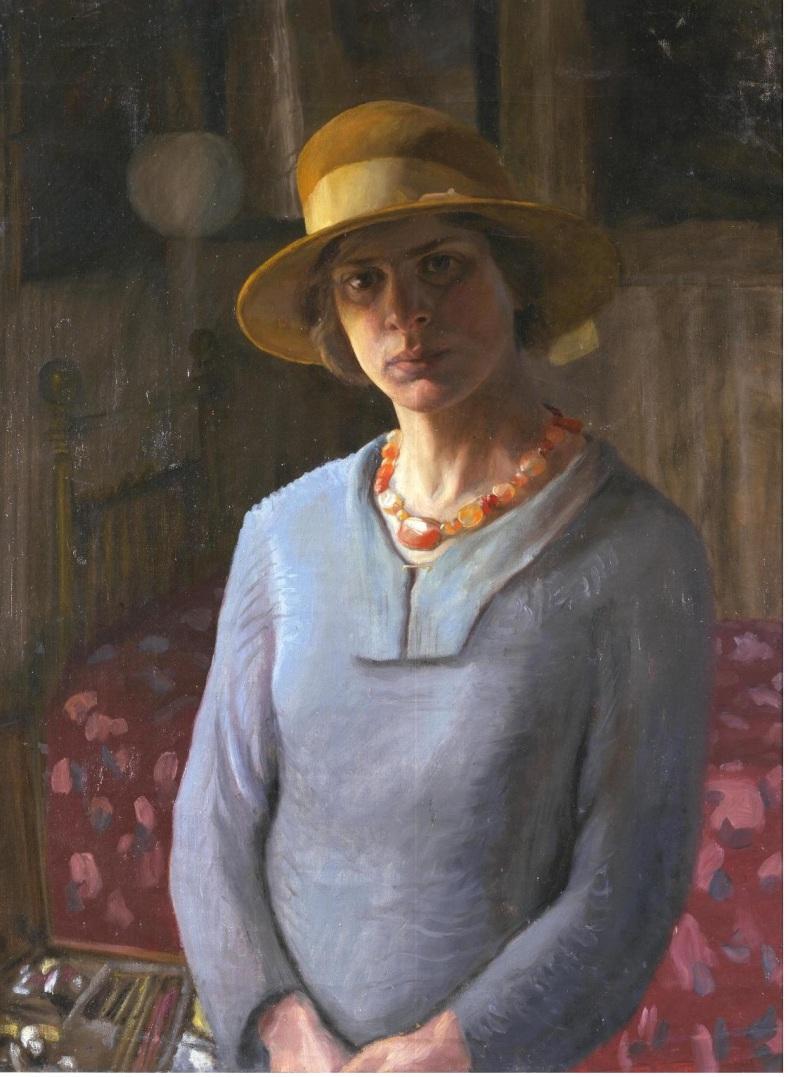 Hilda Carline image