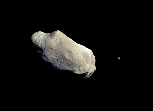 Asteroid Ida & Dactyl Image