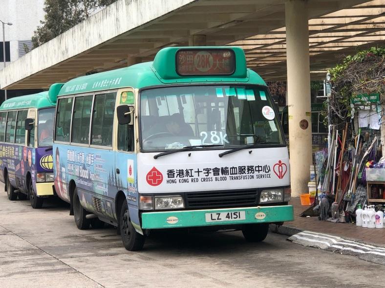 minibus two