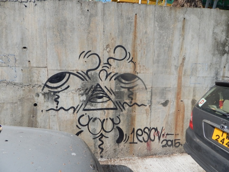 Tun Tsz Wai Graffiti