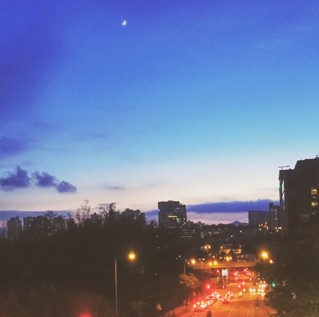 Woo Moon & Footbridge Image