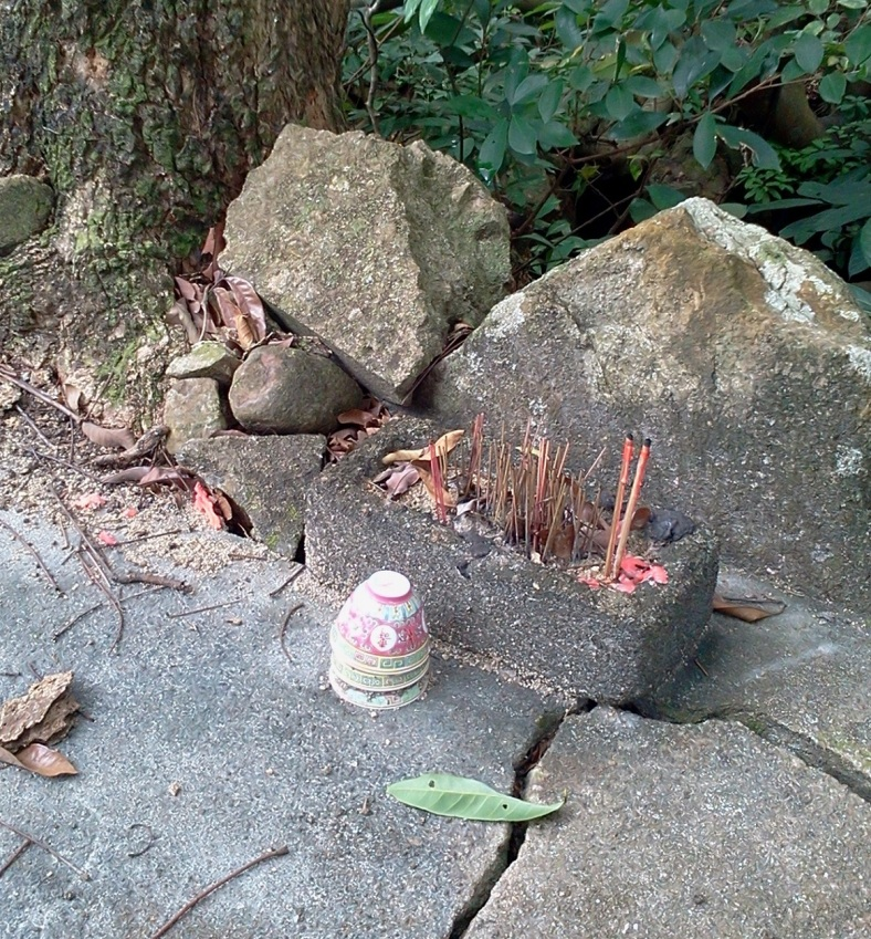 Unidentified Shrine Lantau Island_27 NOV 2017
