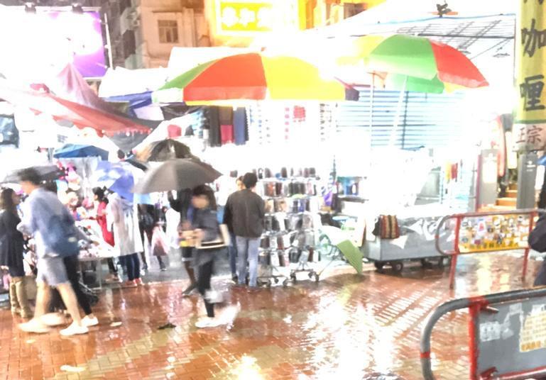 Audrey Heijns_Rainy Mong Kok